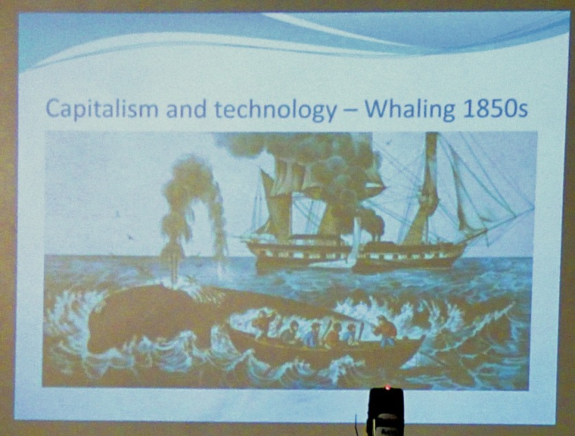 Whaling 1850s