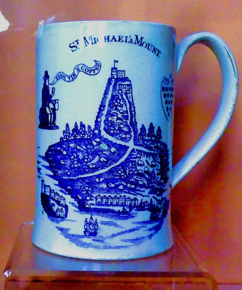 18th Century mug