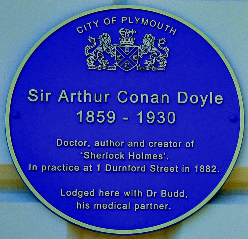 ACD blue plaque