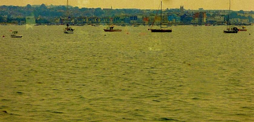 Across the water II