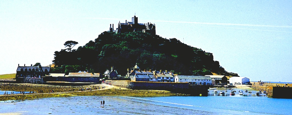 A Grockle's Eye View of Cornwall 7: Walking to St Michael's Mount