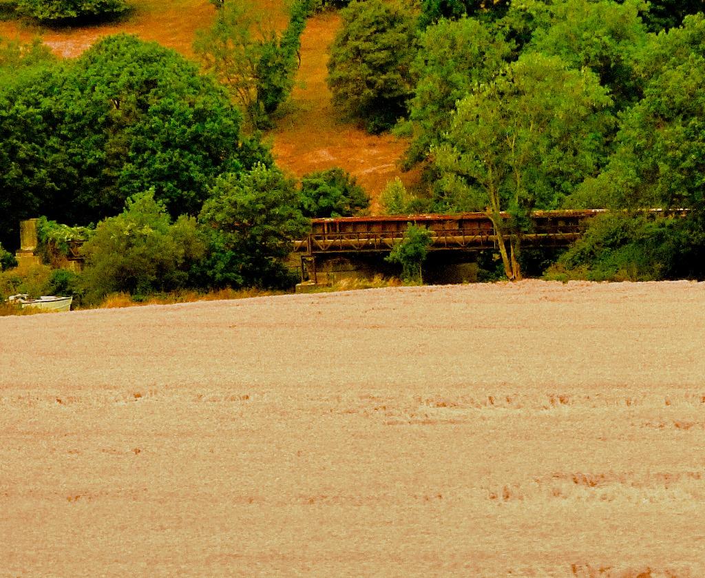 bridge and pipe II