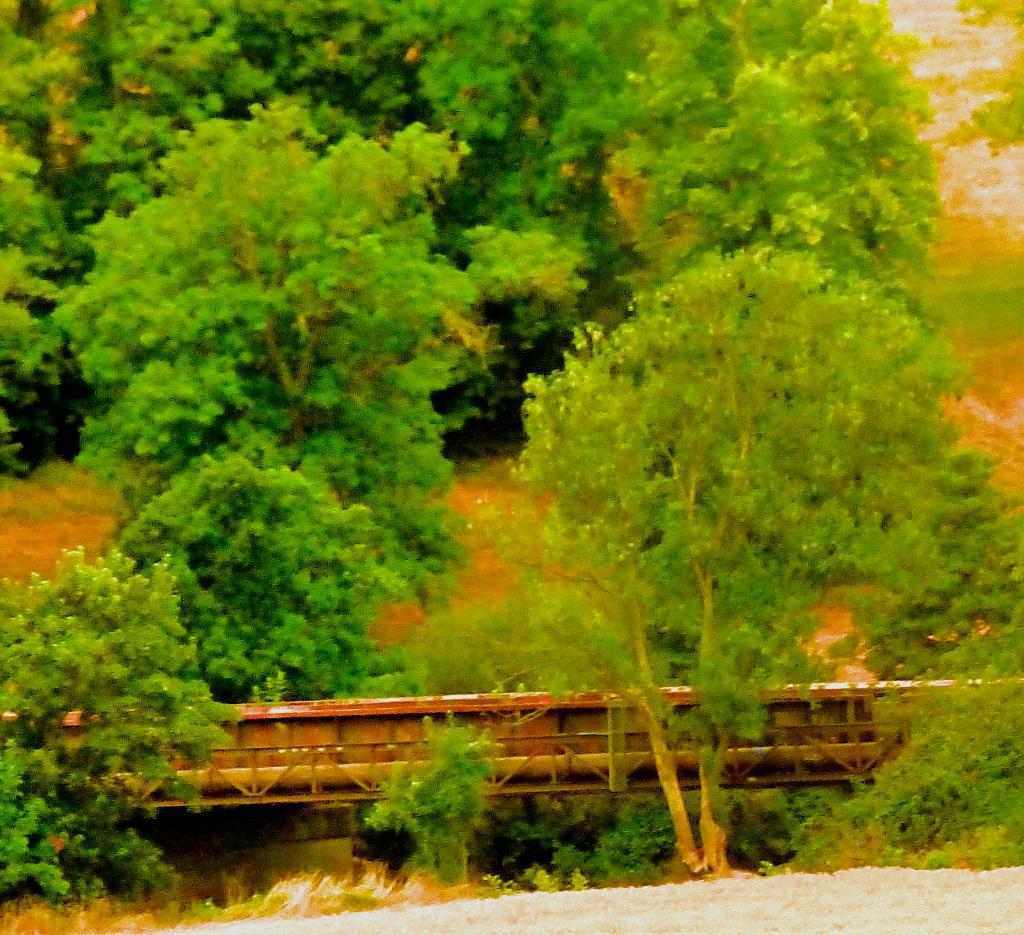 bridge and pipe