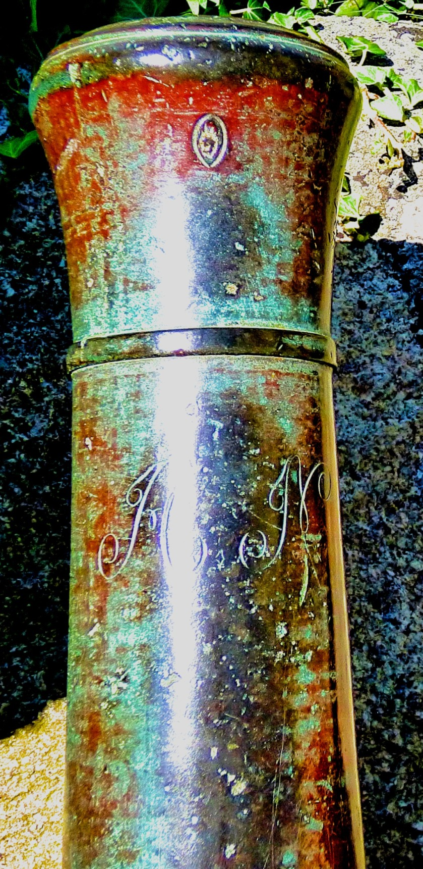 Cannon markings II