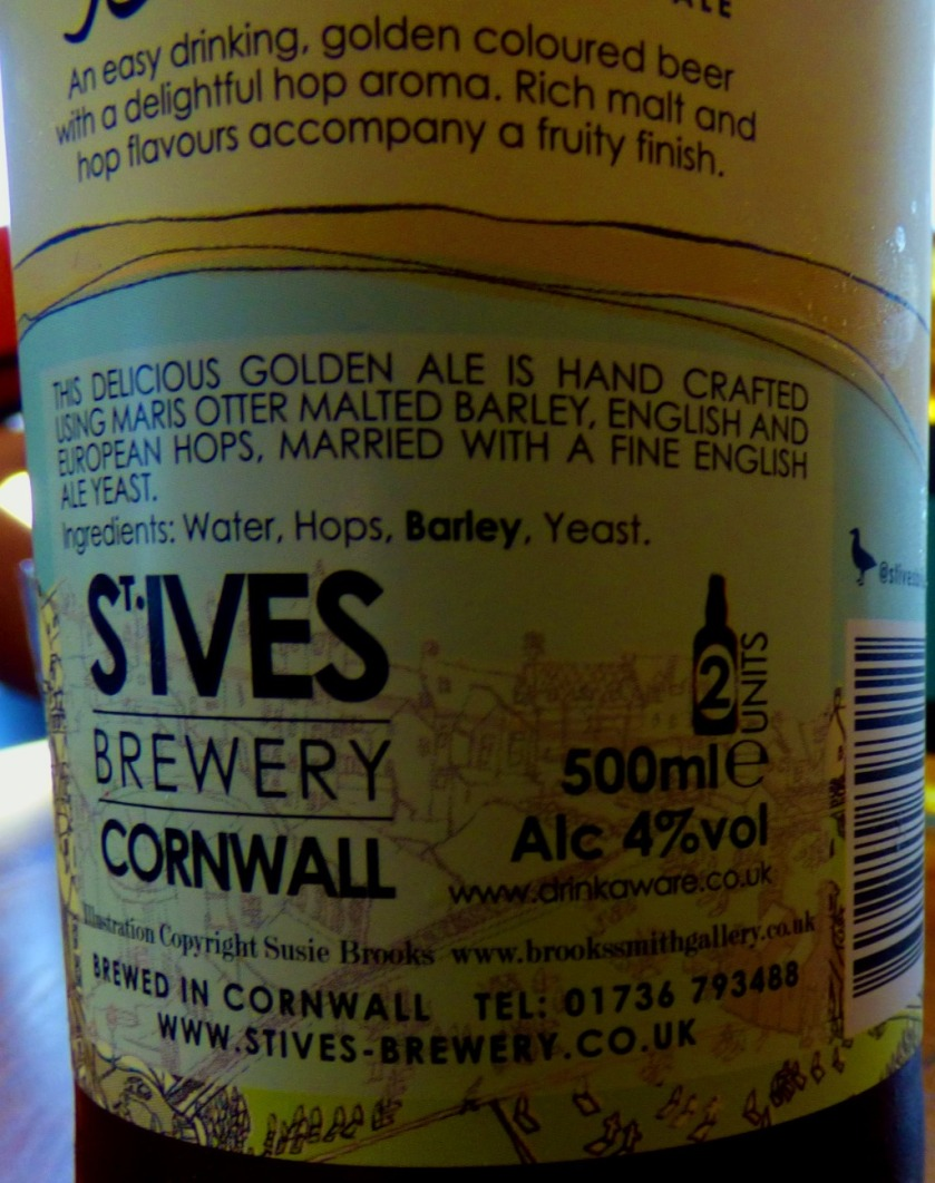 Cornish Beer III