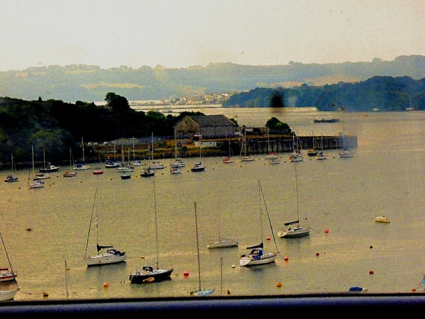 Crossing the Tamar