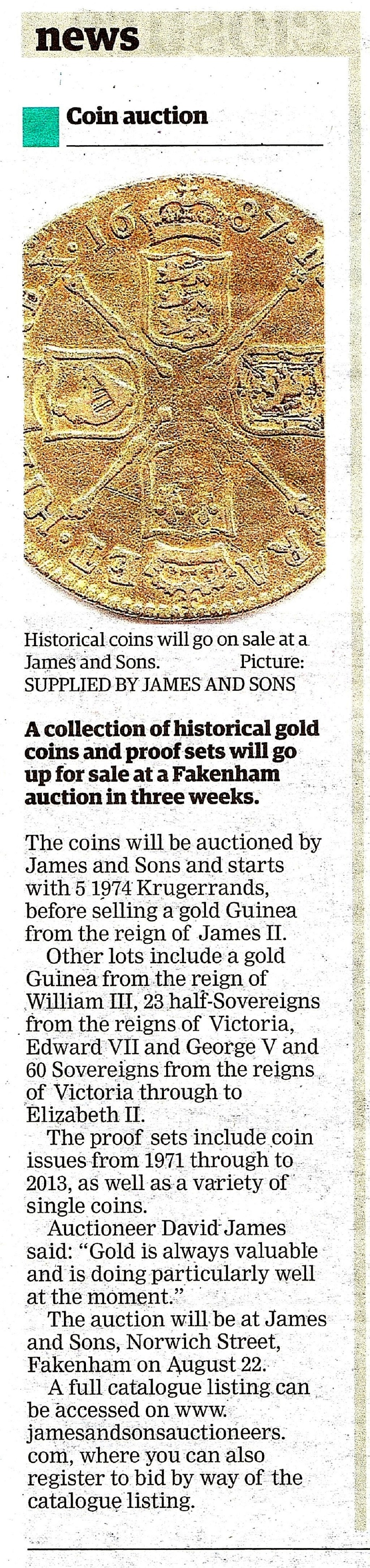 Fakenham Times Print Version