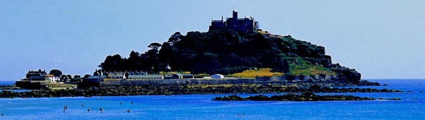 Farewell to St Michaels Mount