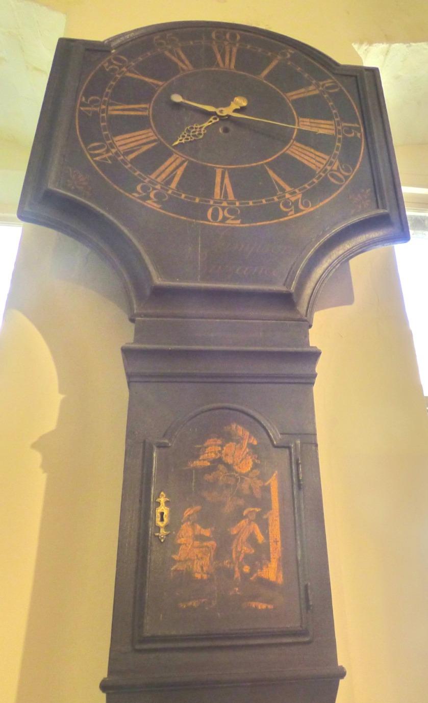 Giant clock I