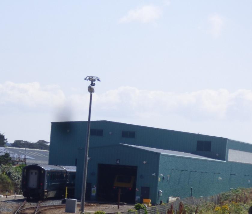 GWR depot