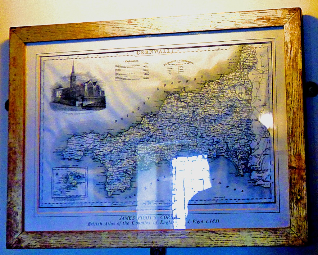 James Pigot's Cornwall