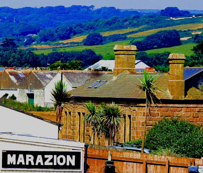 Marazion station