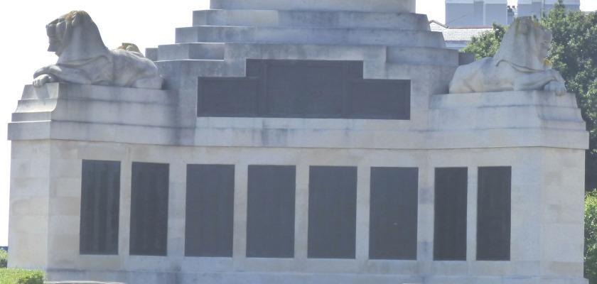 Memorial close-up I