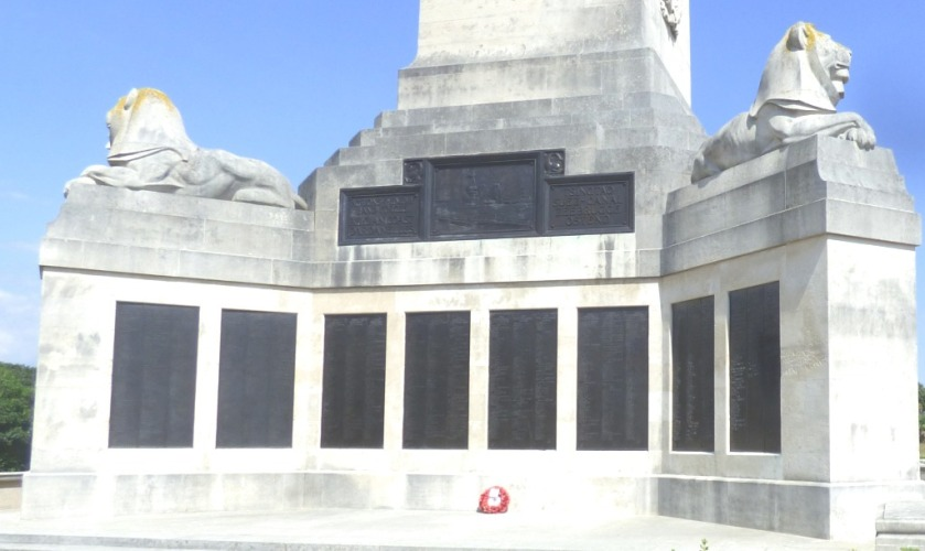 Memorial close-up III