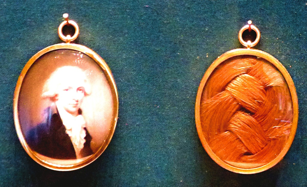 Miniatures close-up