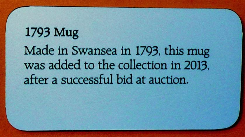 Mug provenance