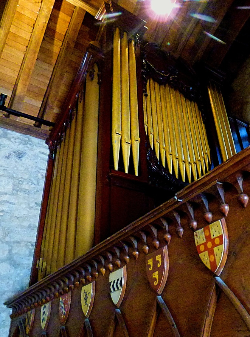 Organ close-up 2