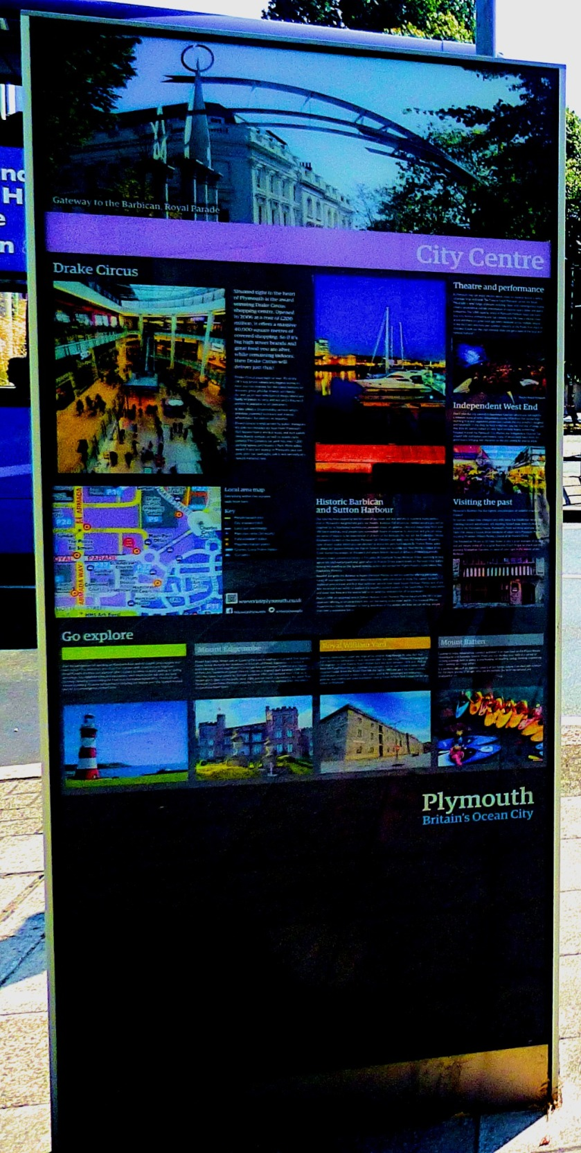 Plymouth - Britain's Ocean City