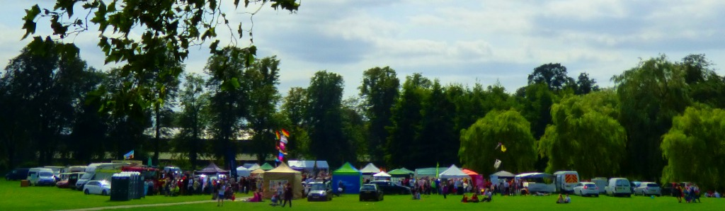 Pride in the Park from afar II