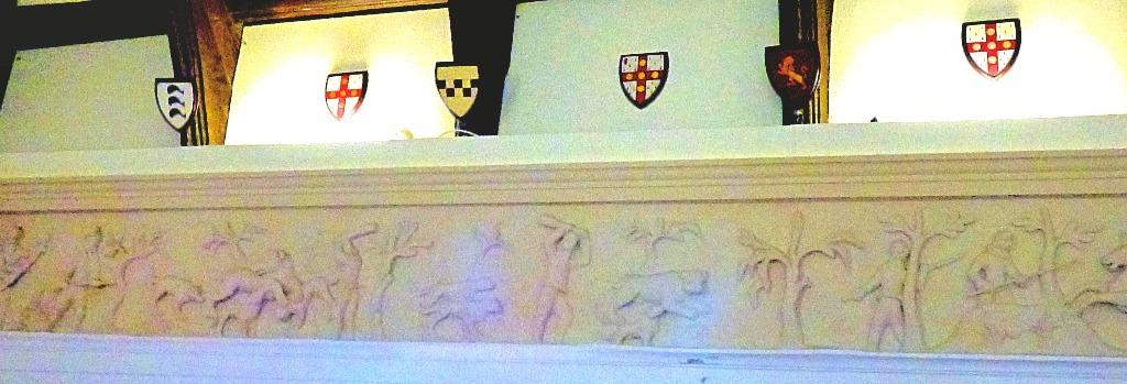 Shields anf frieze