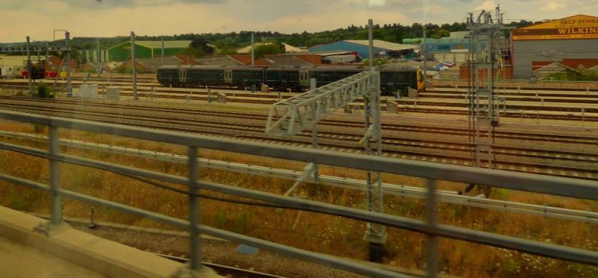 single train