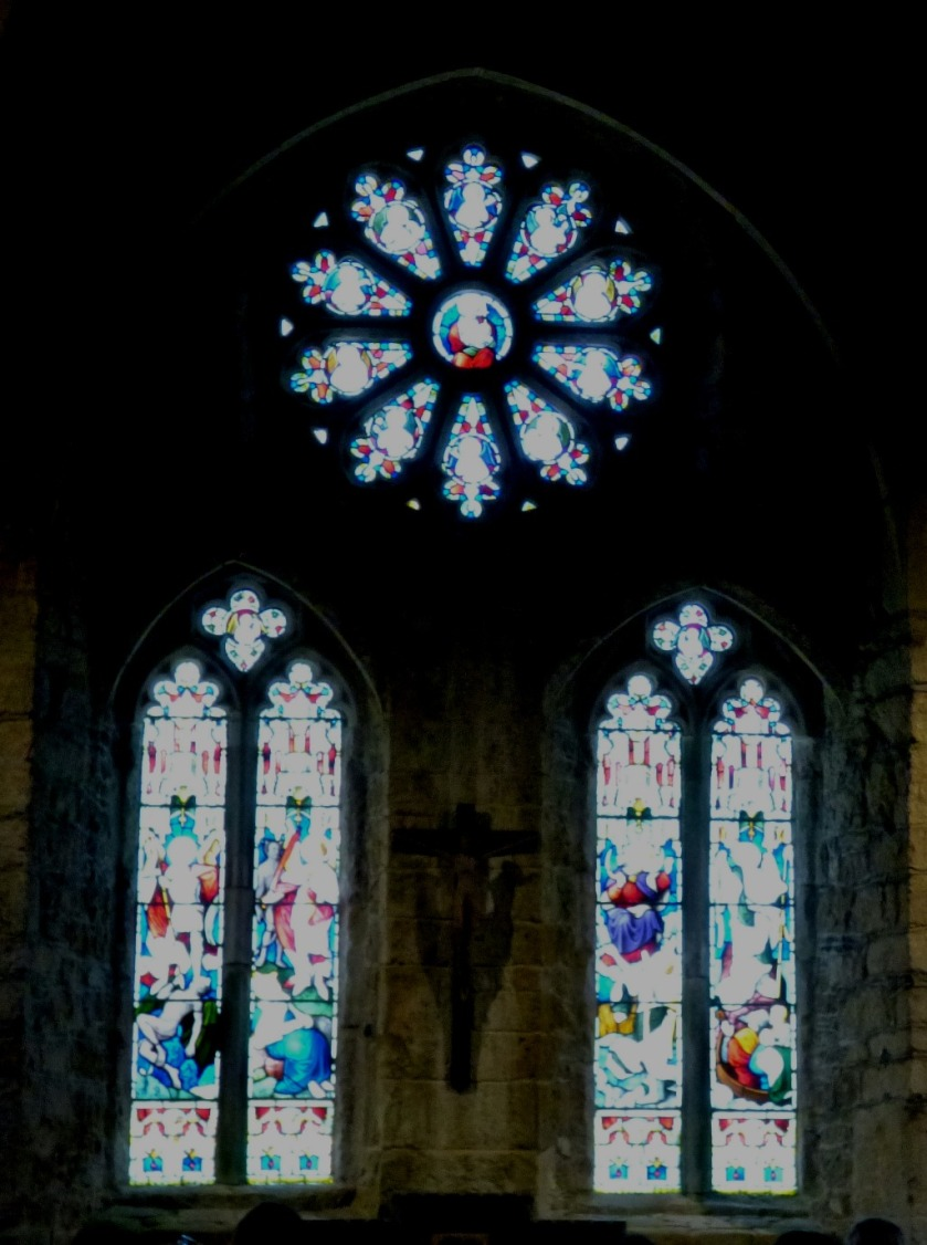Stained glass VII