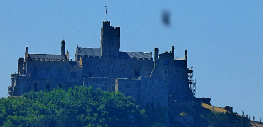 The abbey from near the causeway