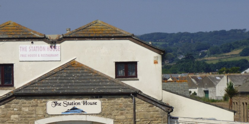 The Station House, Marazion