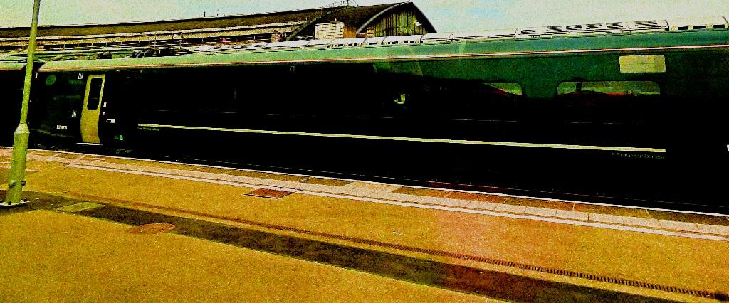 Train, Bristol II