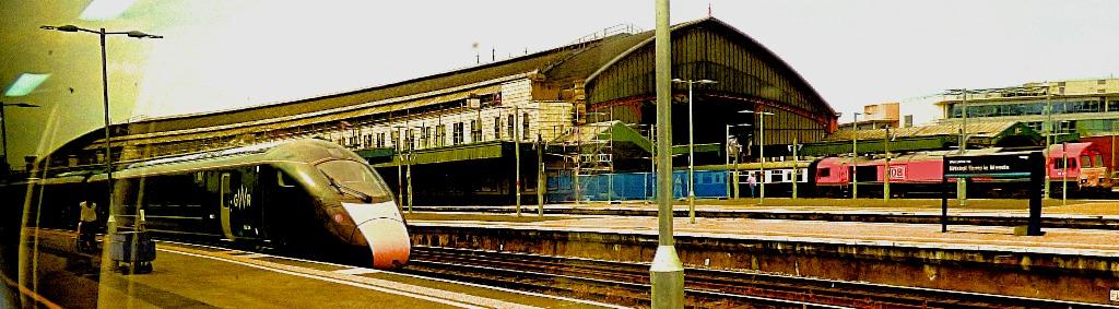 Trains, Bristol