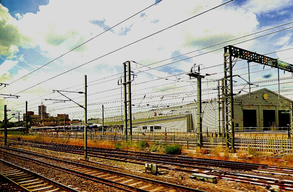 trains near Reading