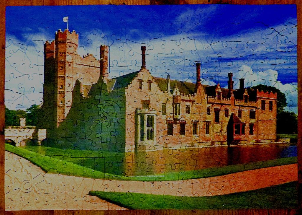Oxburgh Hall jigsaw