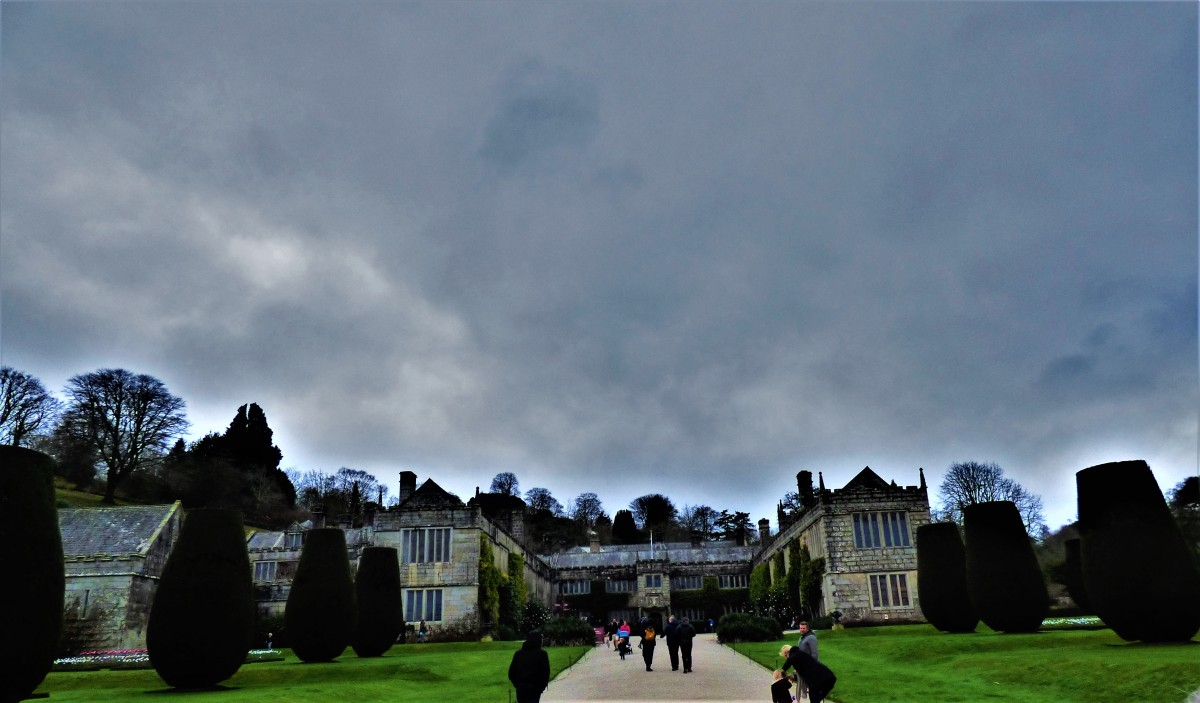 Cornish Winter Break 6: Lanhydrock – The House