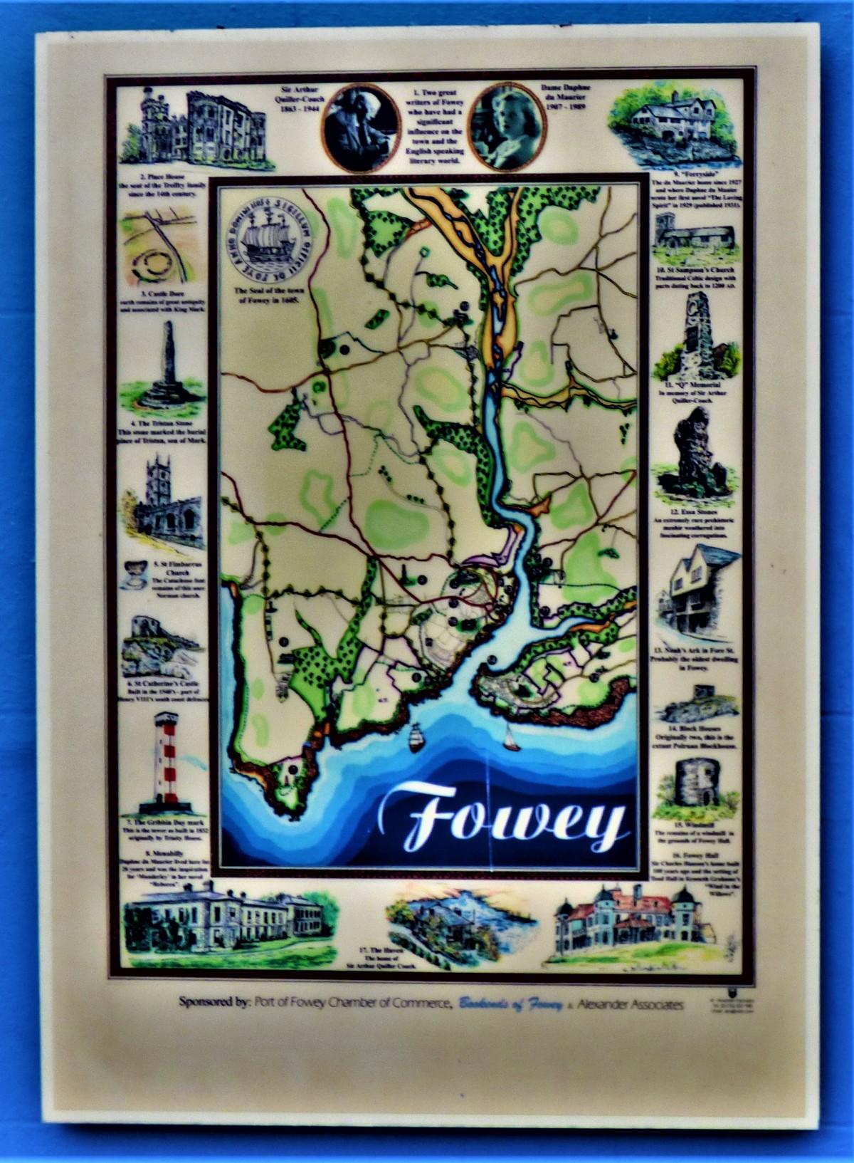 Cornish Winter Break 8:Fowey