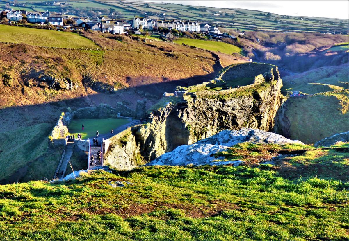 Cornish Winter Break 11: Tintagel 3Conclusion