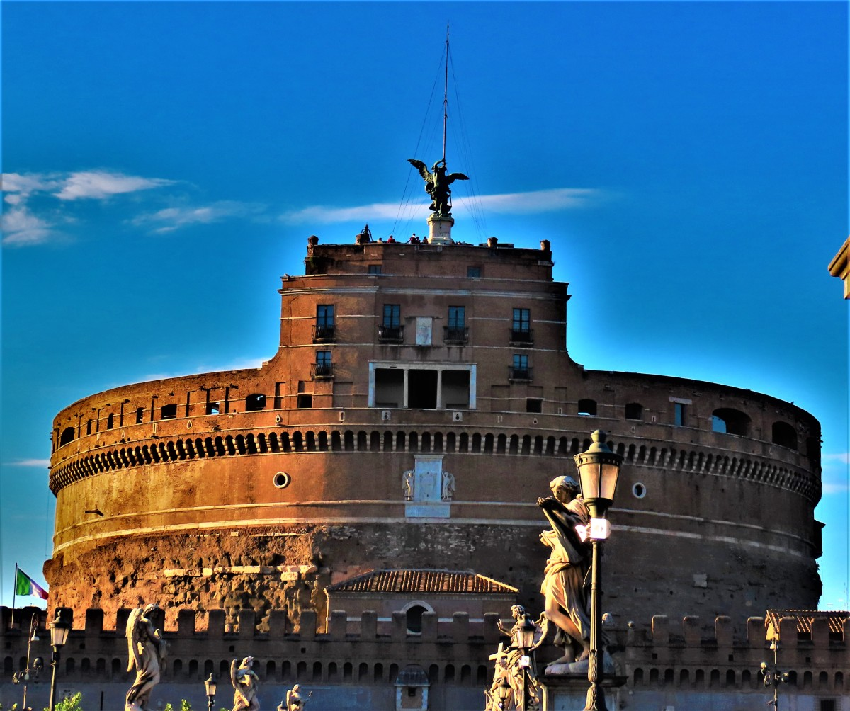 Italy 2020 2: Rome Before 1st Major Outing