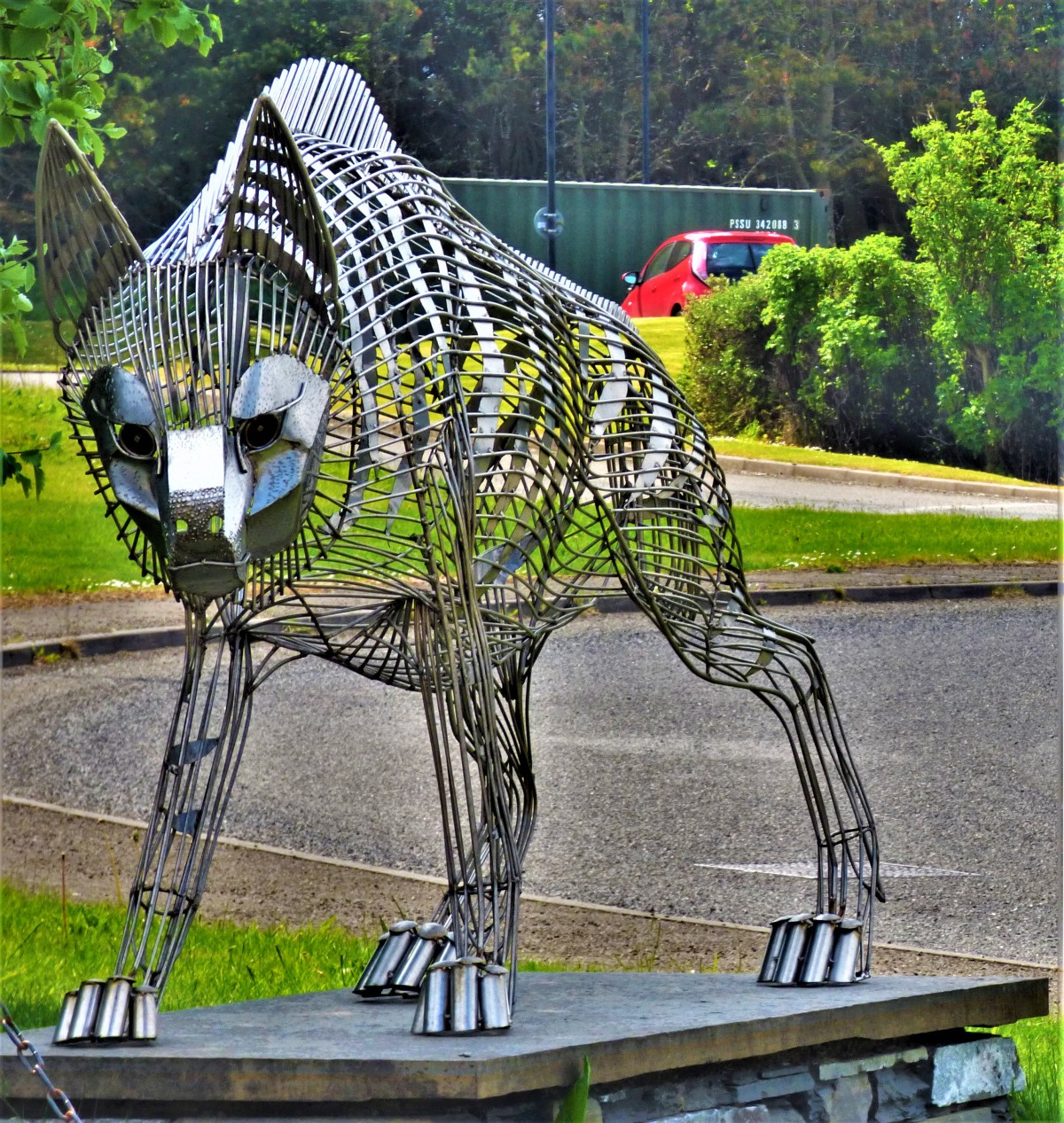 The Wolf BurnDistillery