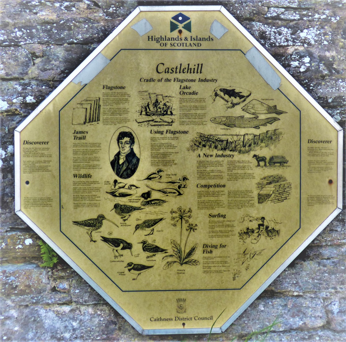 Scotland 2021: Dunnet Bay and a MealOut