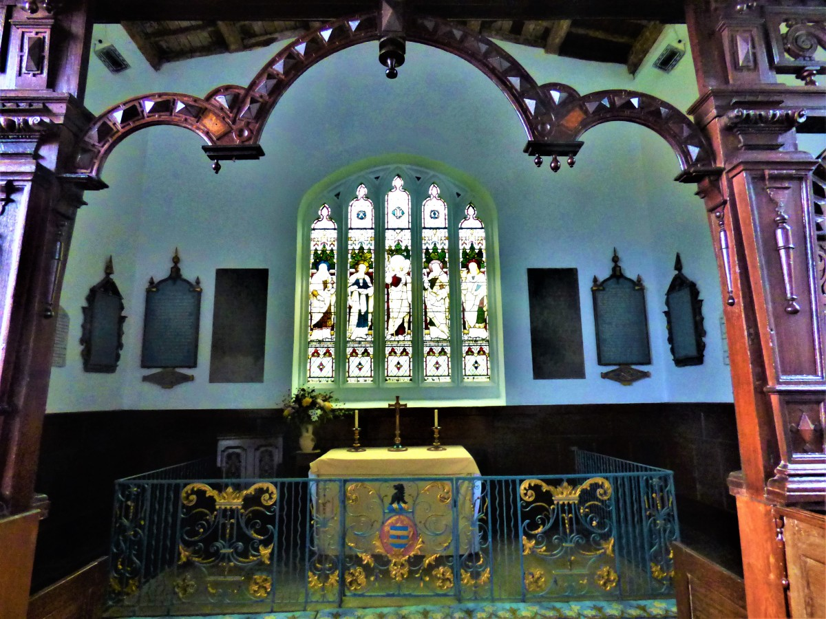 A Long Weekend 1: Setting the Scene, Kegworth and St Hardulph's cave