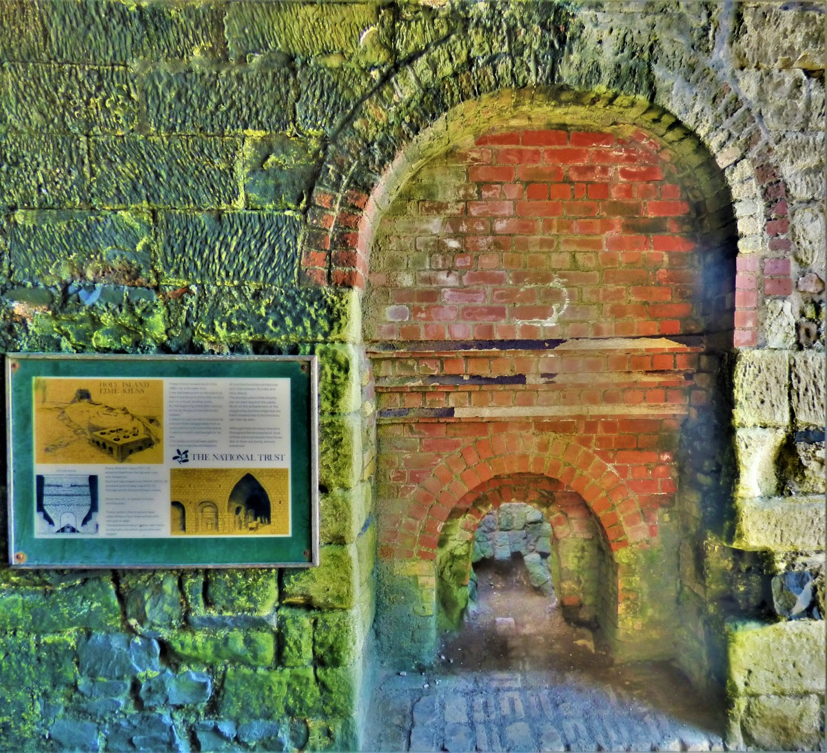A Long Weekend 5: Lime Kilns and WalledGarden