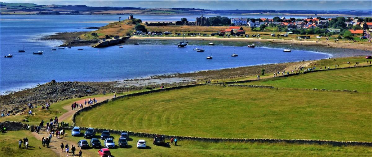 A Long Weekend 6: LindisfarneCastle